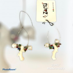 orecchino zartu' 0384